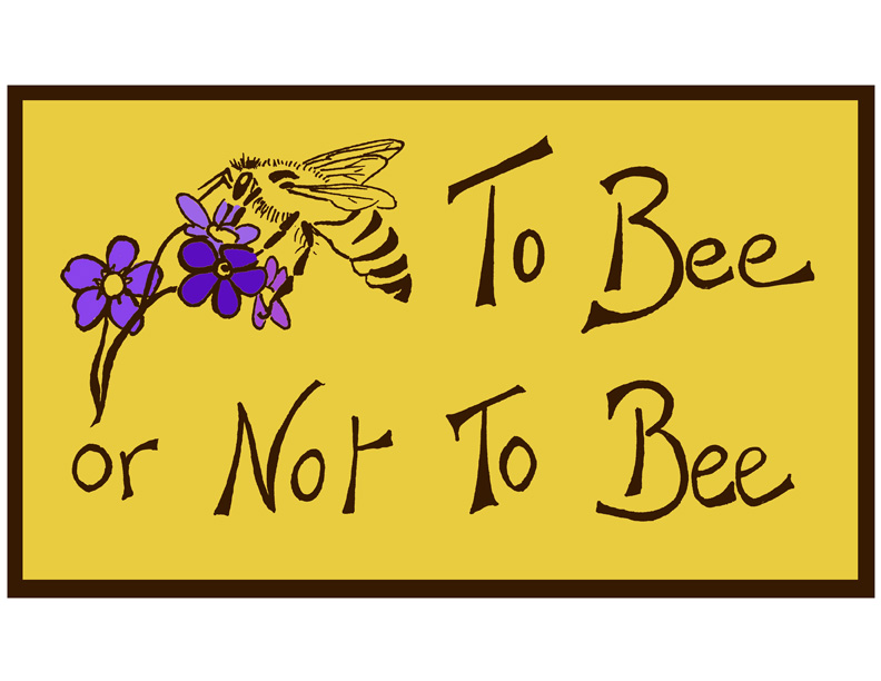 to bee logo ehxibition