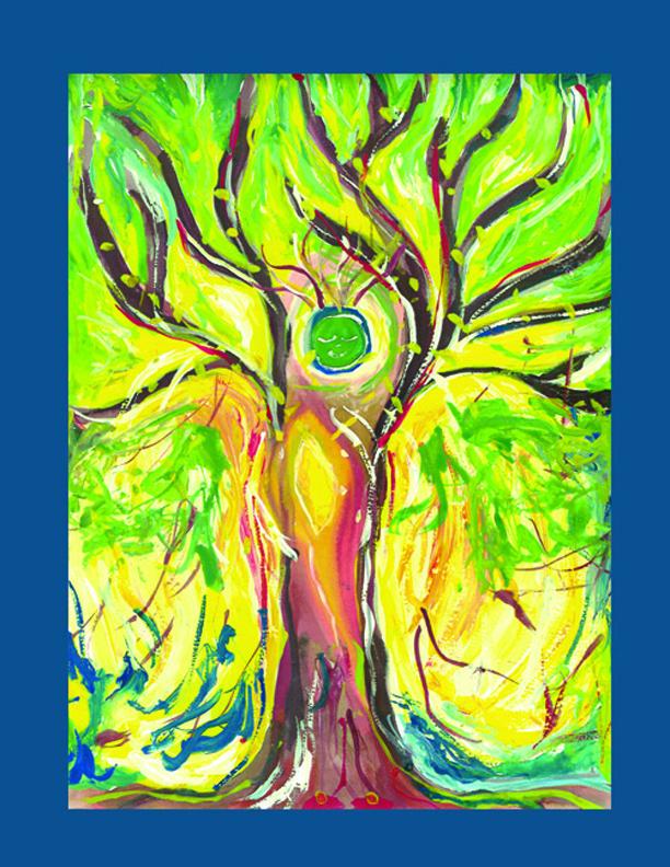 tree alive exhibition