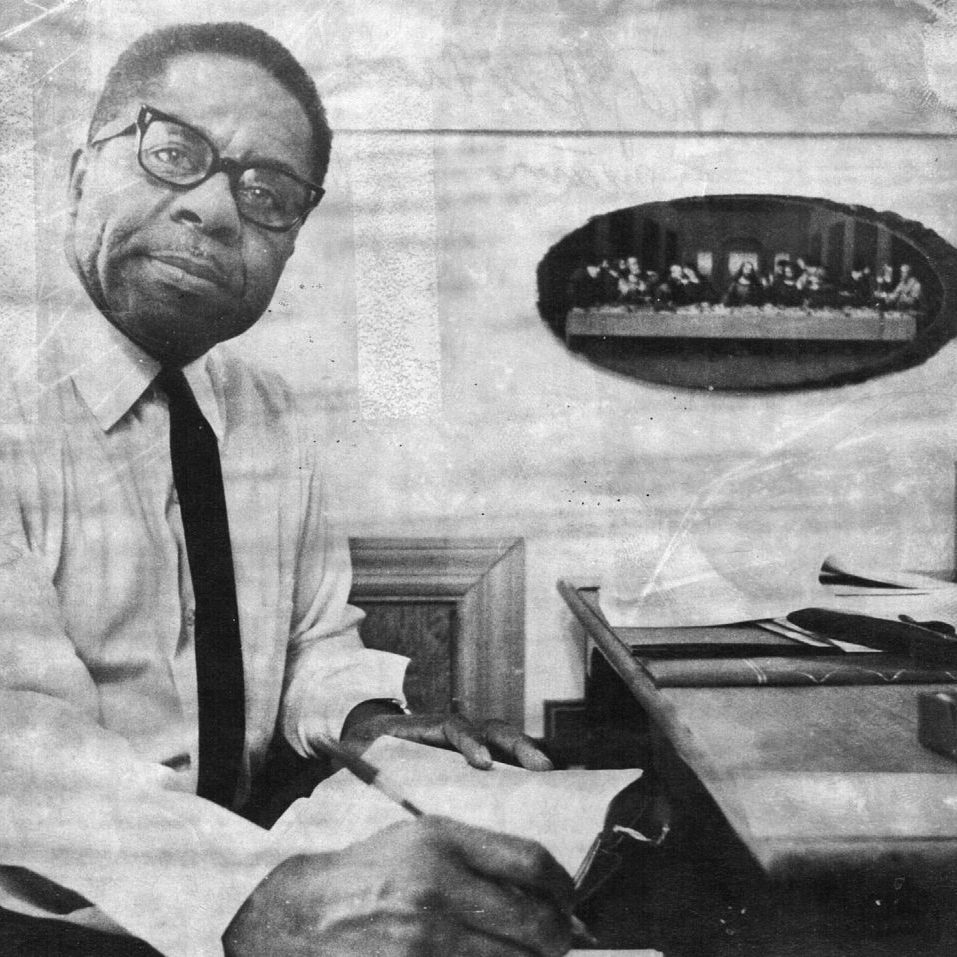 William Webb, founder for Ridgefield CT's NAACP Chapter